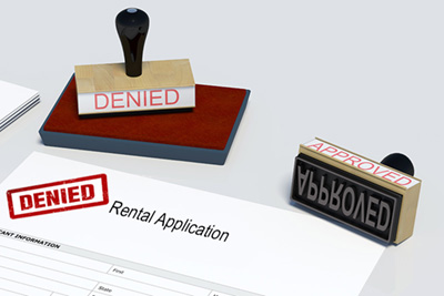 When Your Rental Application is Denied